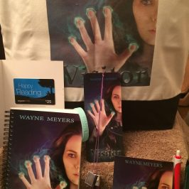 VISITOR Book Release Party! Prizes! Q&A!