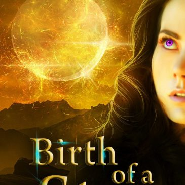 BIRTH OF A STAR Sci-Fi Novella Now Available as an Audiobook!