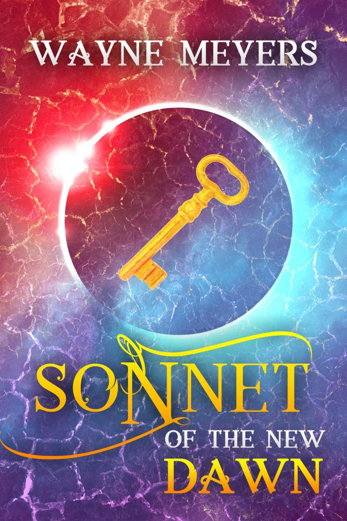 Cover of Fan Free Giveaway short story SONNET OF THE NEW DAWN