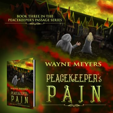 Get PEACEKEEPER'S PASSAGE for FREE!