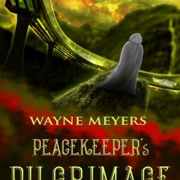COVER REVEAL: Peacekeeper's Pilgrimage